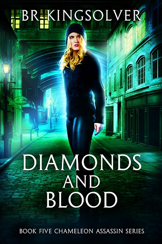 BR Kingsolver Diamonds and Blood