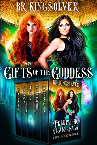 BR Kingsolver Gifts of the Goddess