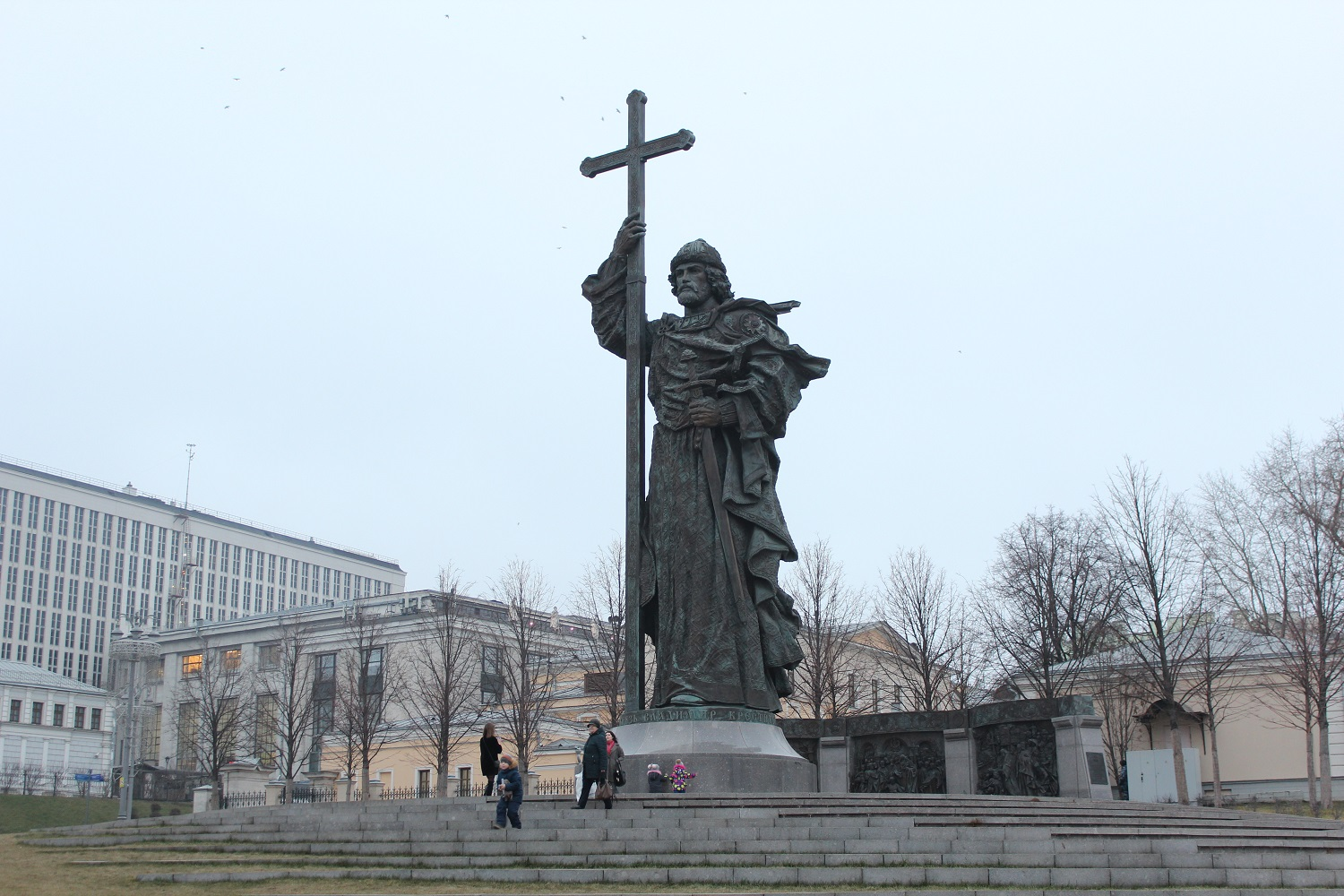 Monument to Vladimir the Great