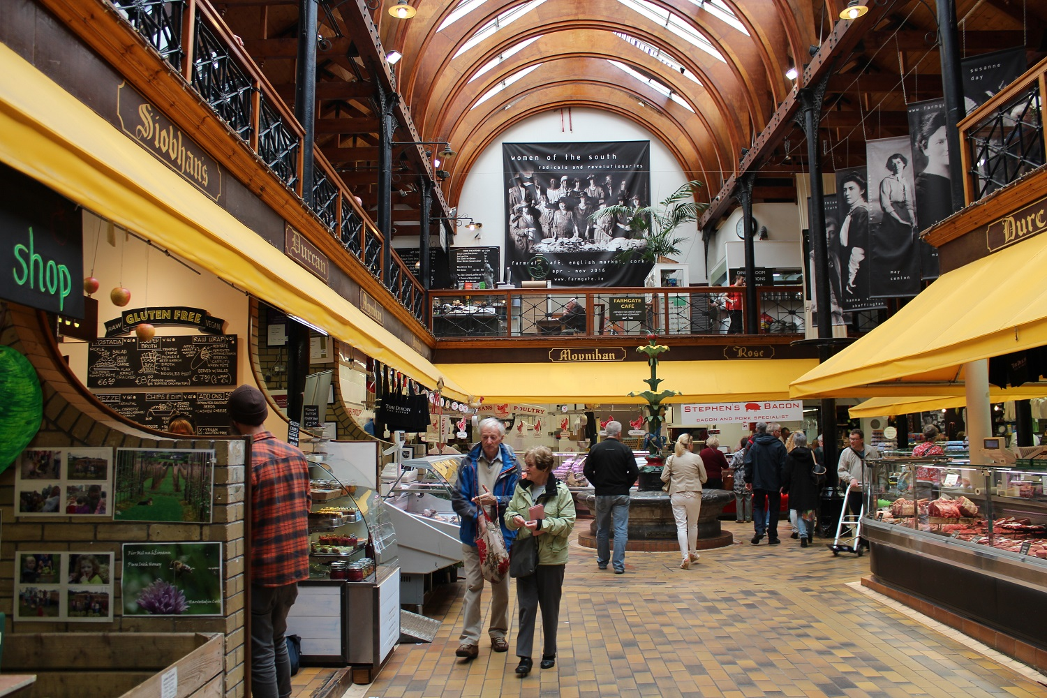 English Market in Cork