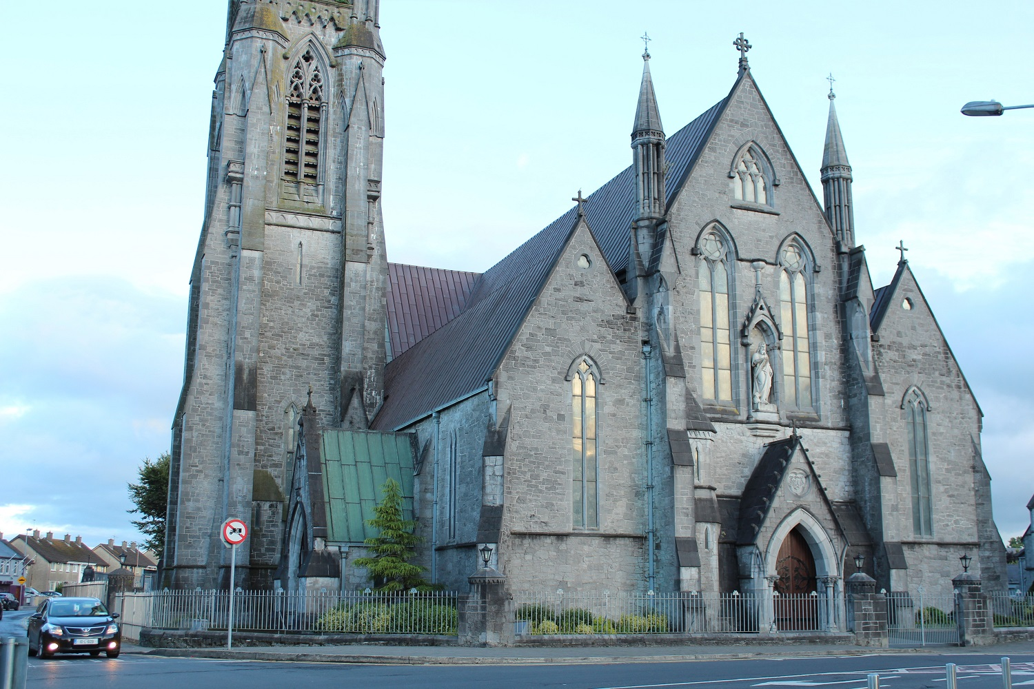 St. Johns Cathedral in Limerick